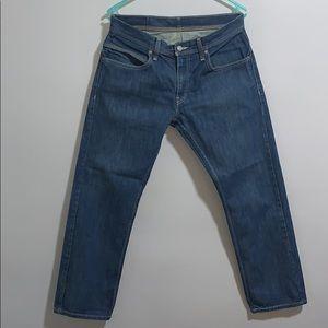 Levi Strauss & Co. Men's Slim Straight Jeans